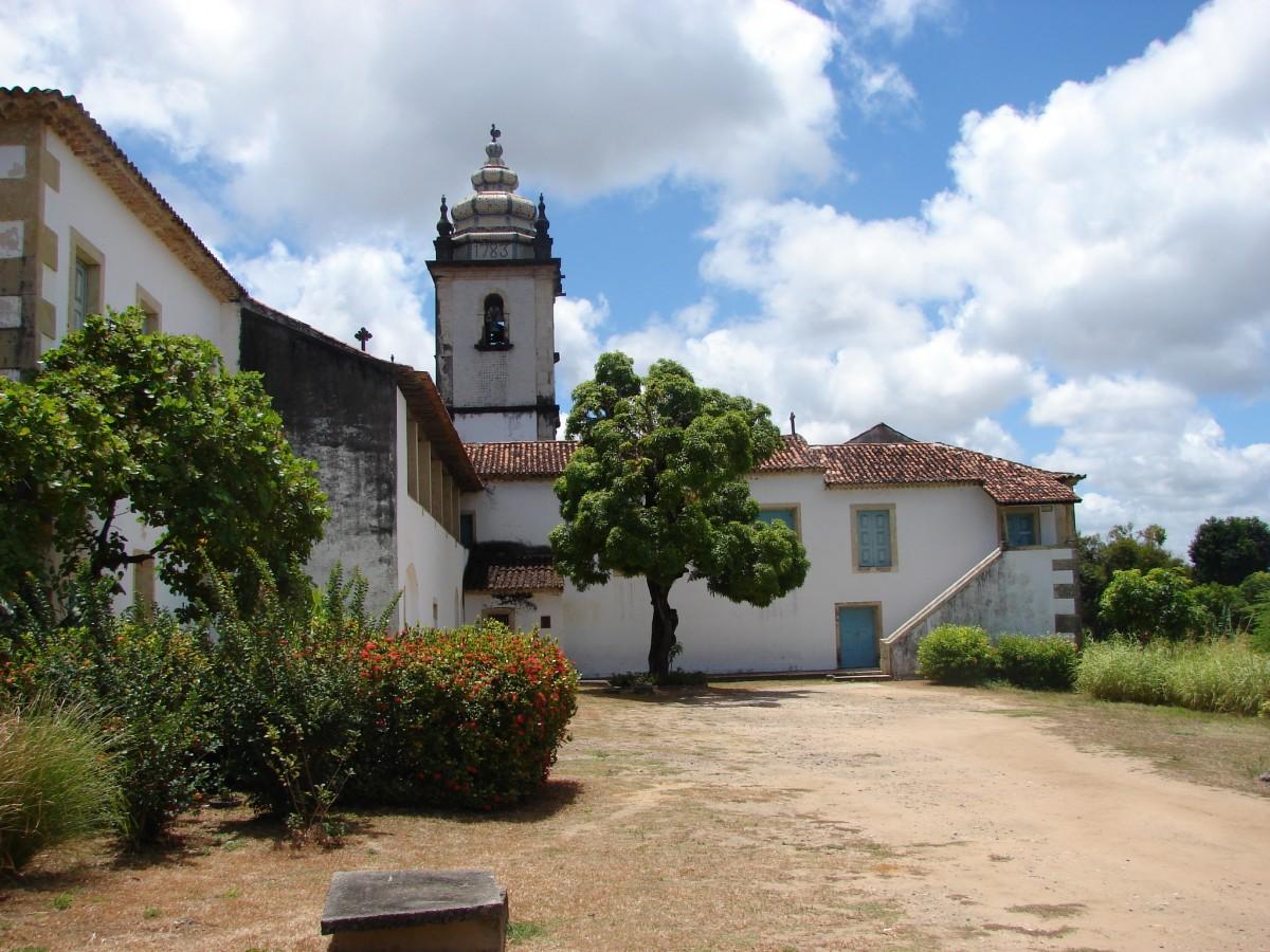 Convent of Sao Francisco, Joao Pessoa