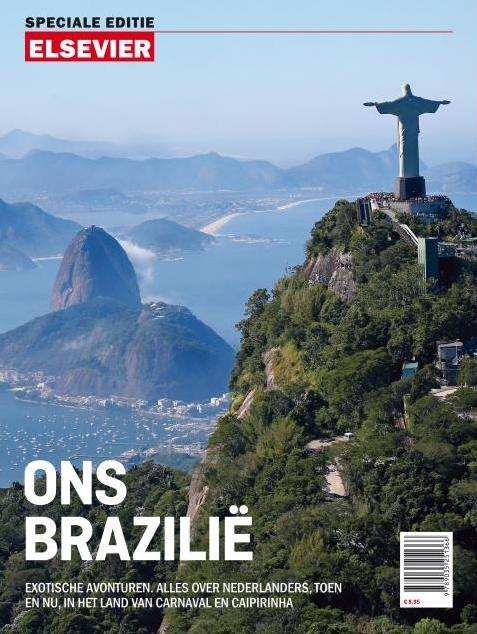 Elsevier Ons Brazilie speciale editie 2014