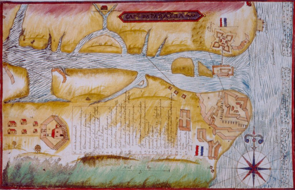 Captaincy of Parayba; 17th century